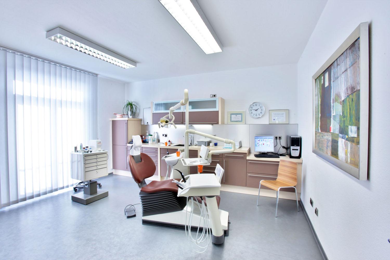Zahnarzt Minden – Behandlungsraum